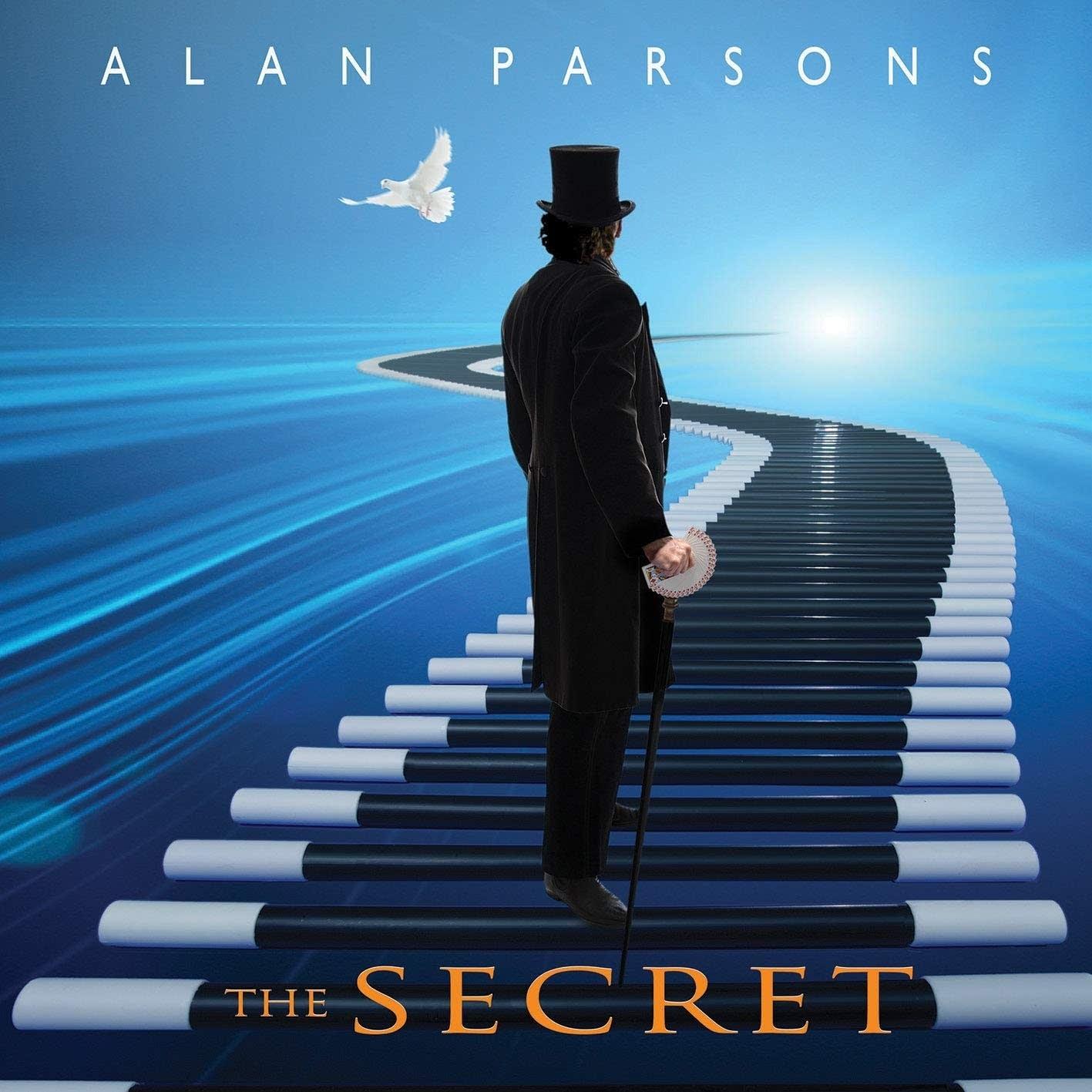 Alan Parsons, 'The Secret' album art.