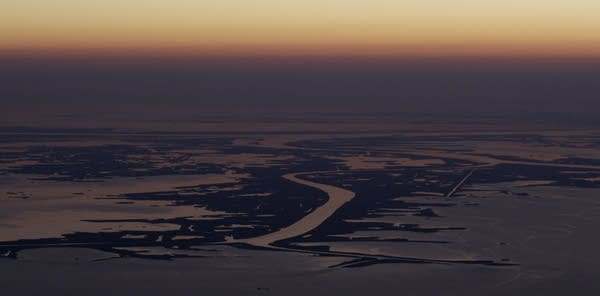 Mississippi River's 1926 dead zone holds lessons for Gulf of