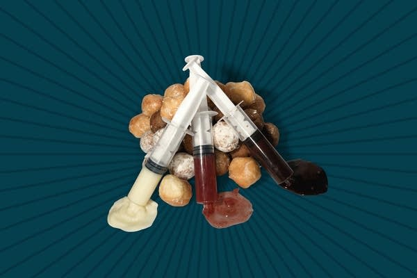 State Fair vendor won't use syringes in doughnut treat | MPR News