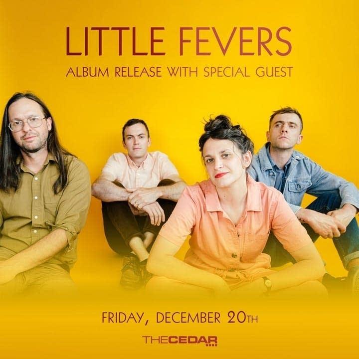 Little Fevers Album Release Cedar Cultural Center