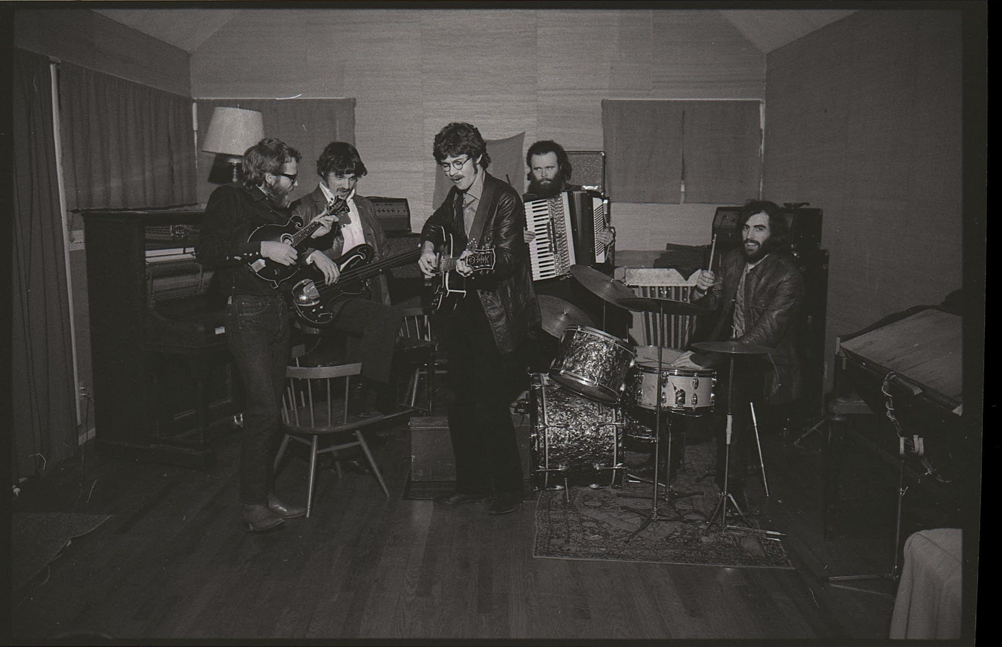 'Once Were Brothers: Robbie Robertson and the Band' press image