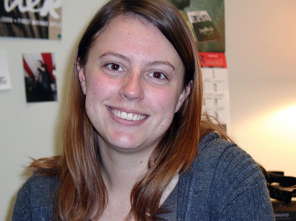 Music Editor Andrea Swenson