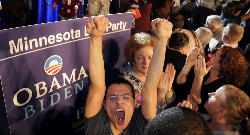 Obama Cheer