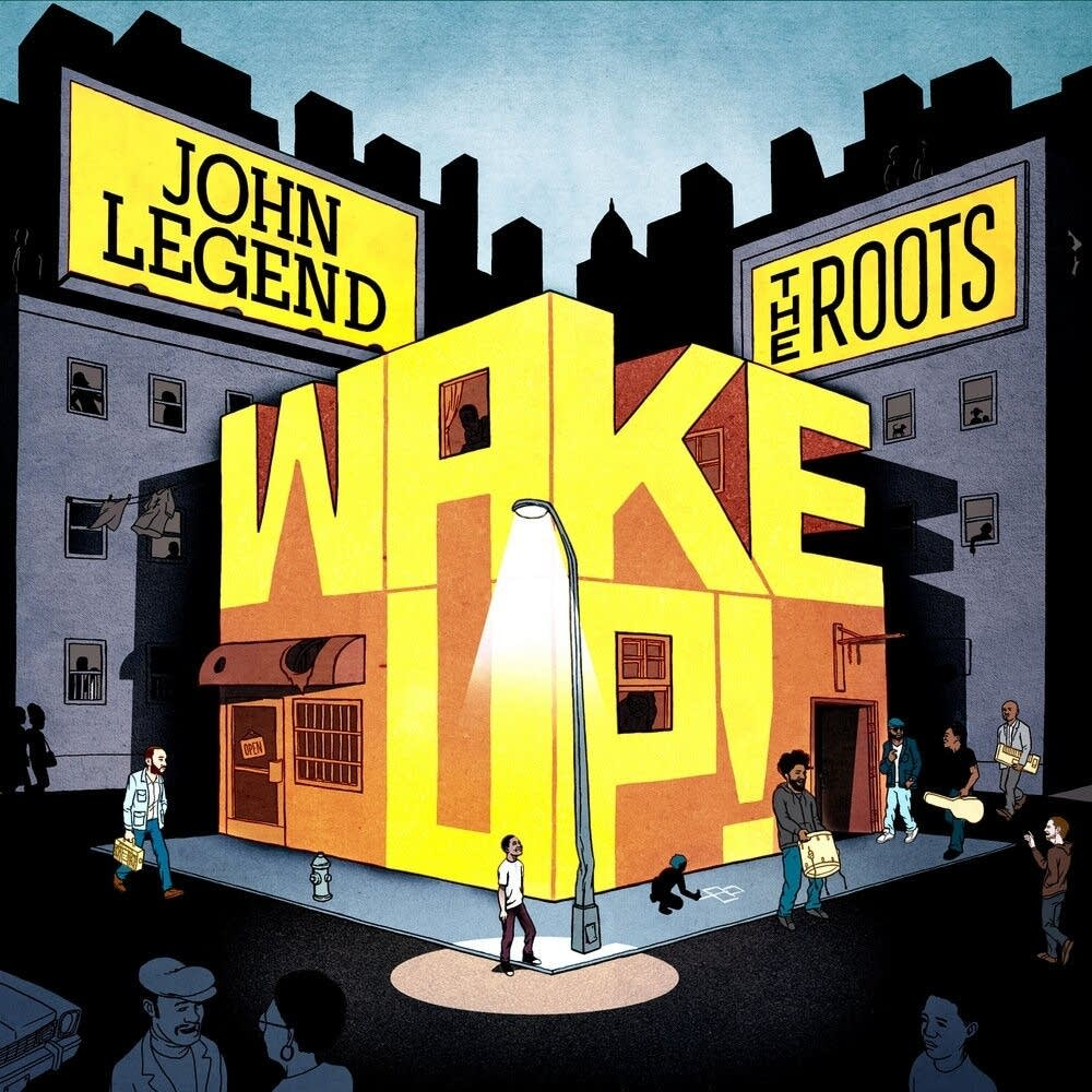 John Legend and The Roots - Wake Up