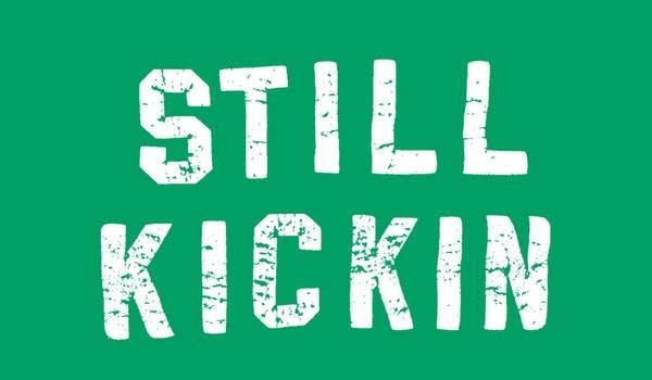 Sill Kickin