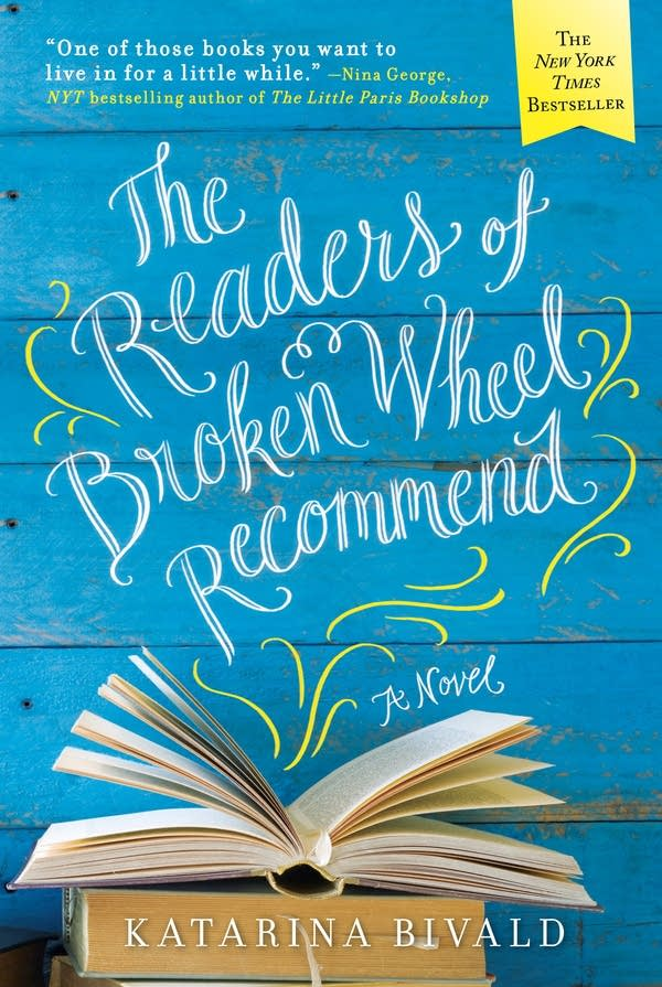 """The Readers of Broken Wheel Recommend"" cover"