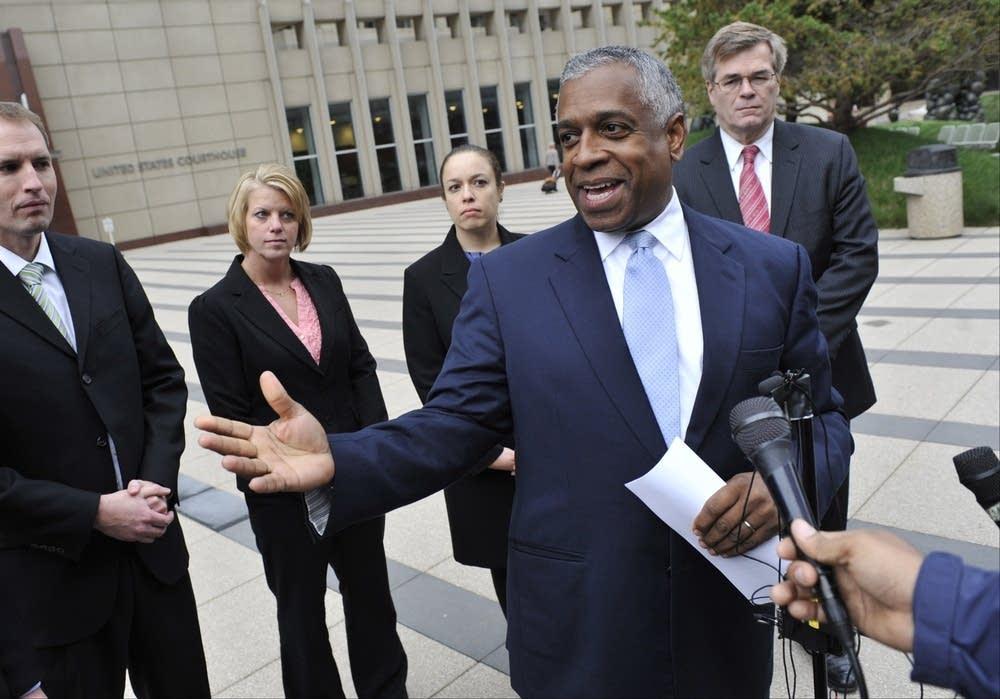 U.S. Attorney B. Todd Jones
