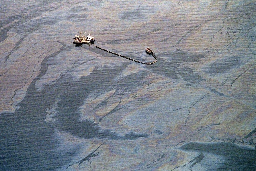 the exxon valdez oil spill disaster essay