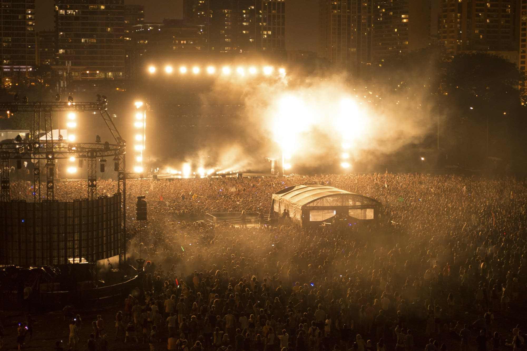 Lollapalooza August 3, 2013