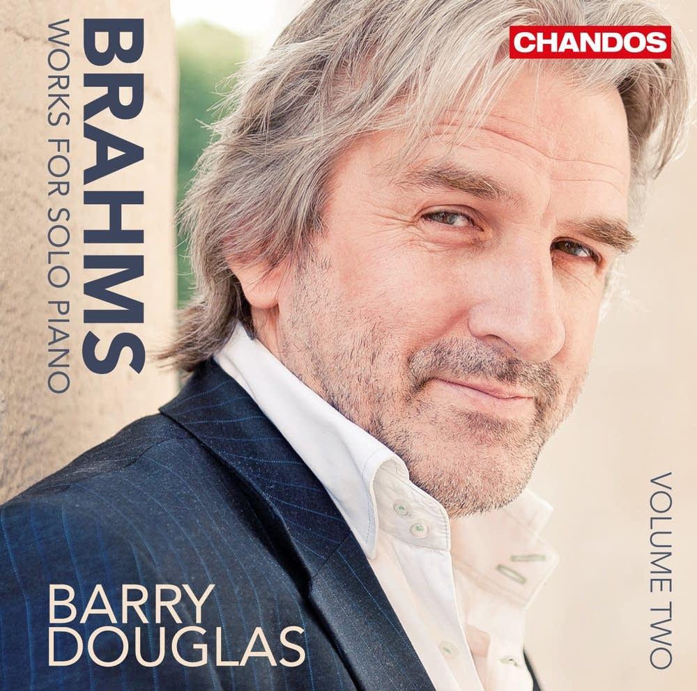 Barry Douglas Brahms Works for Solo Piano Vol 2