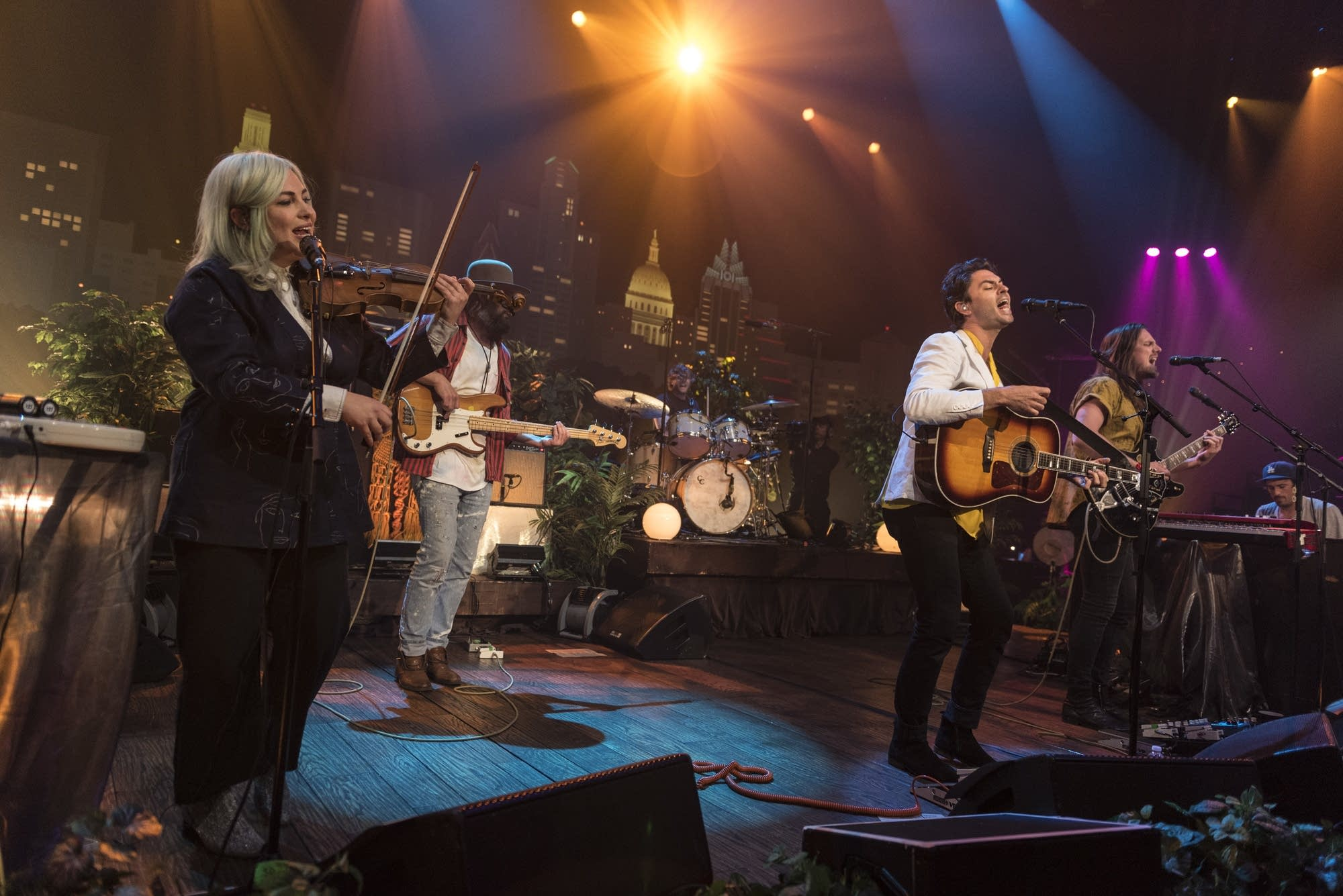 The Head and the Heart perform on 'Austin City Limits'