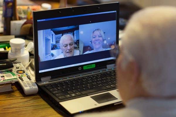 Webcam pharmacist