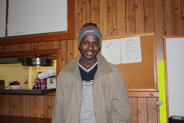 Mowlid Aden, a Bihi's customer