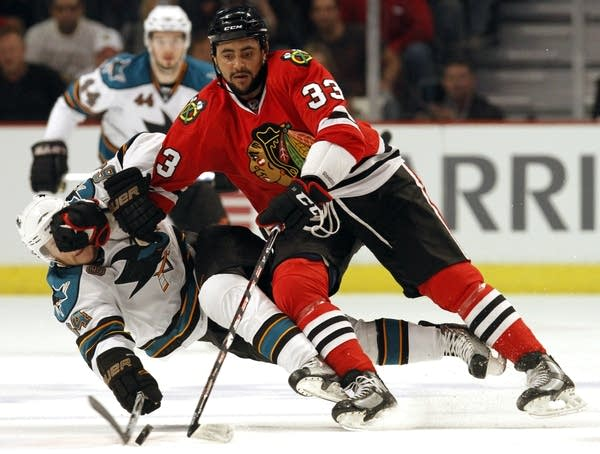 various colors 34011 367b4 Blackhawks' Byfuglien bringing Stanley Cup to Roseau | MPR News