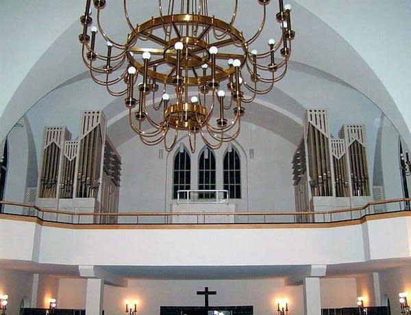 Adolf-Clarenbach Church, Hösel, Germany