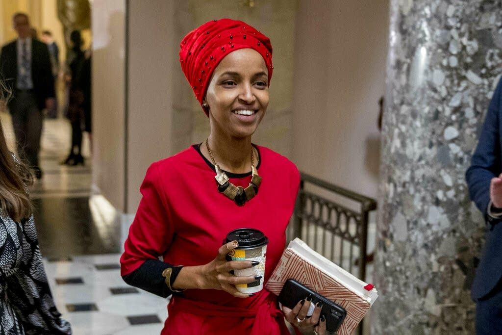 Trump calls for Omar to resign over Israel tweets | MPR News