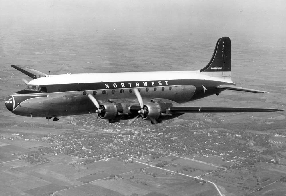 The Douglas DC-4