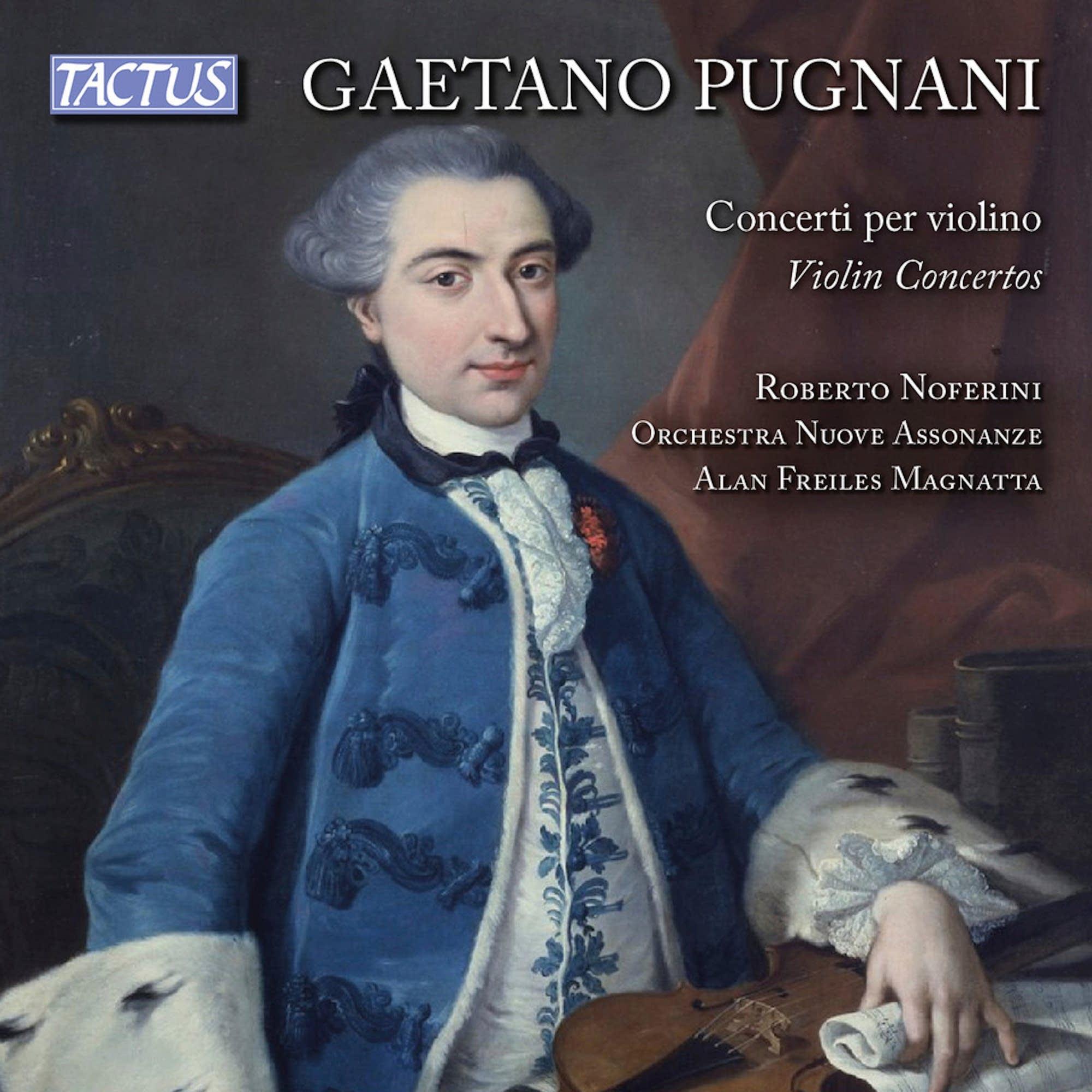 Gaetano Pugnani - Violin Concerto in D: III. Allegro brillante