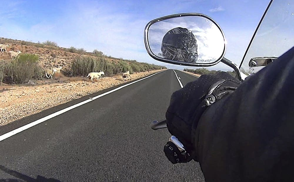 Motorcycle travel in Dubbo, Australia