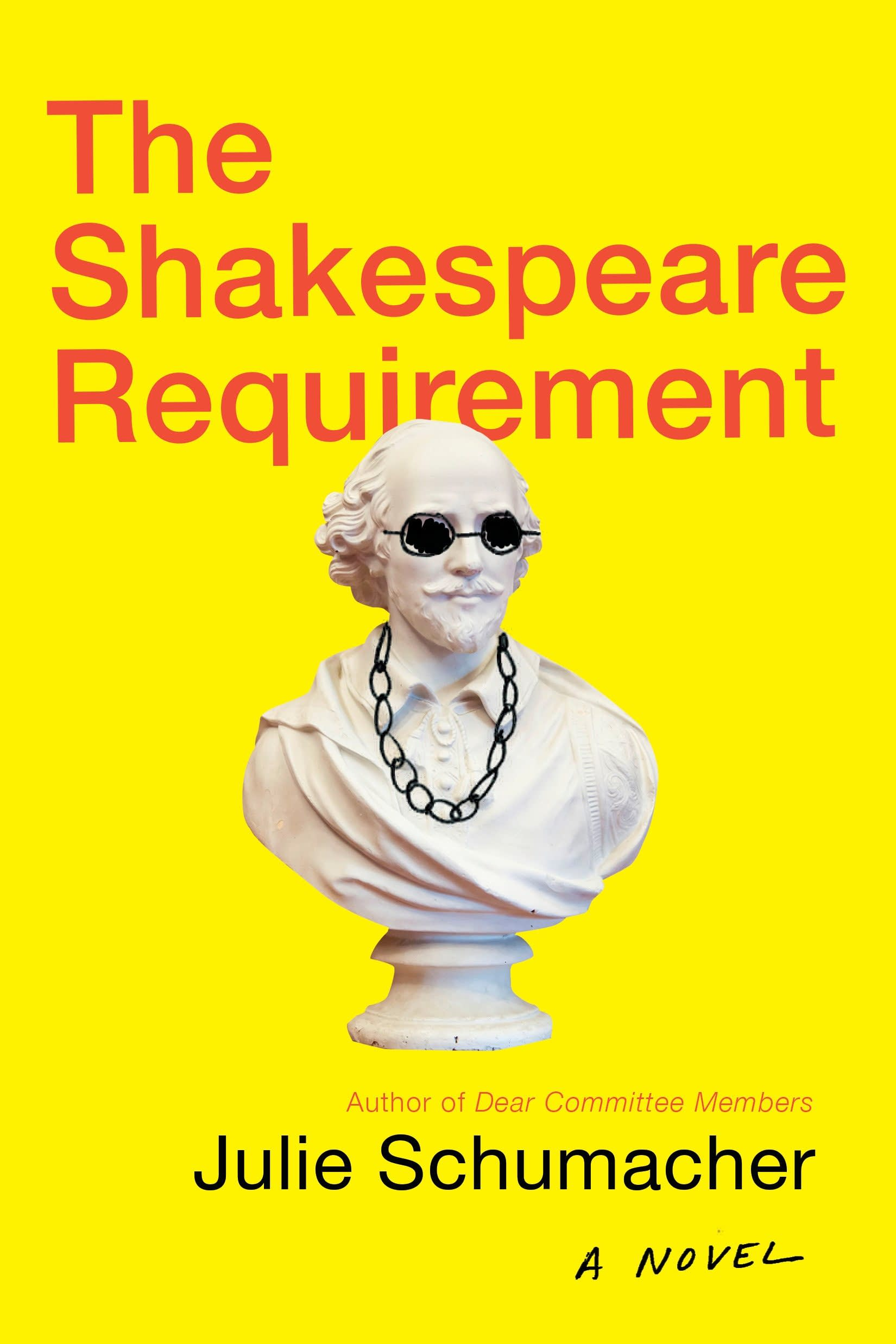 """""""The Shakespeare Requirement"""""""