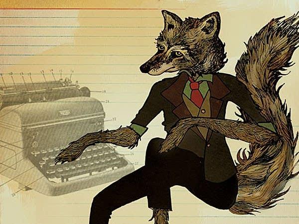 Paper Darts Wolf