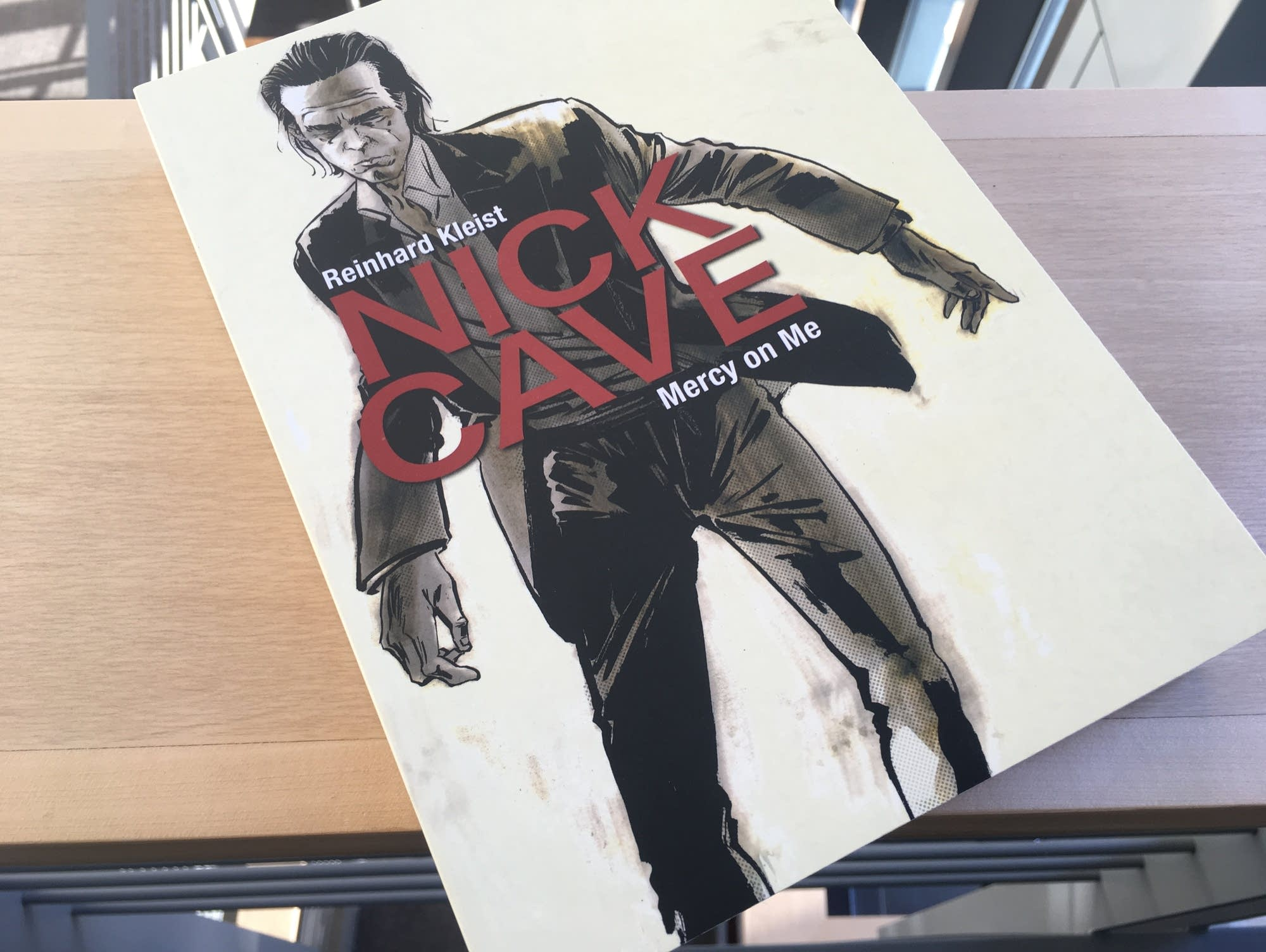 nick cave mercy on me review
