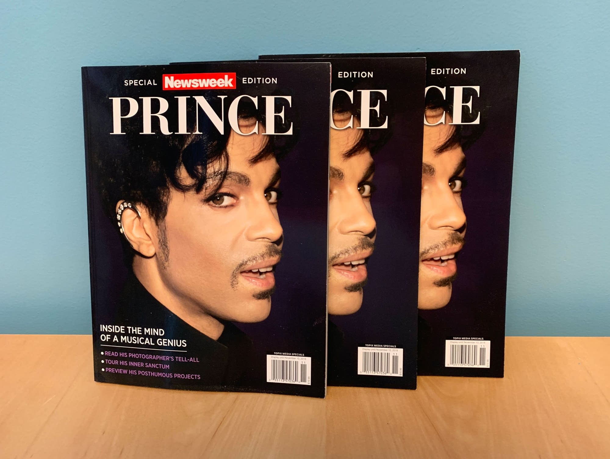 Newsweek Special Prince edition
