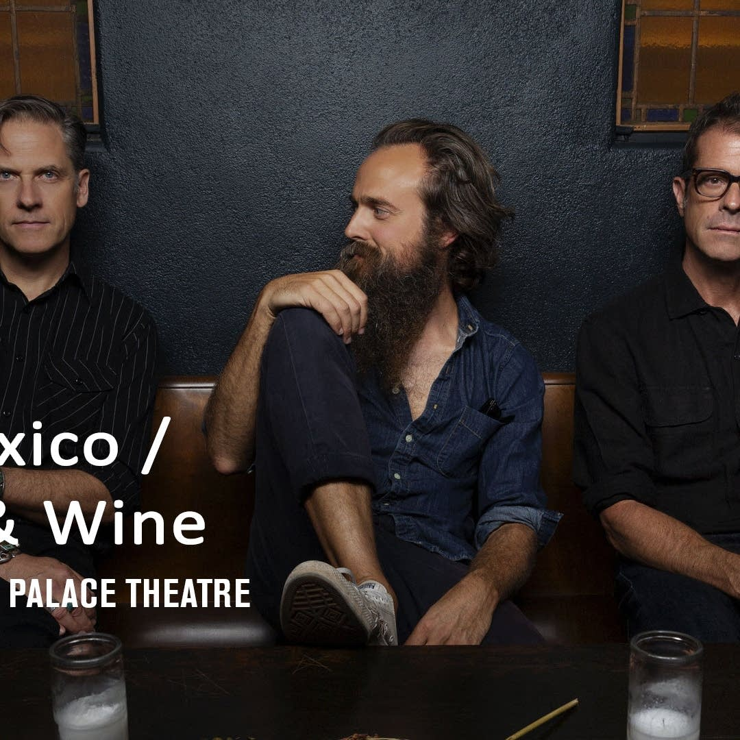 Calexico and Iron & Wine live concert video