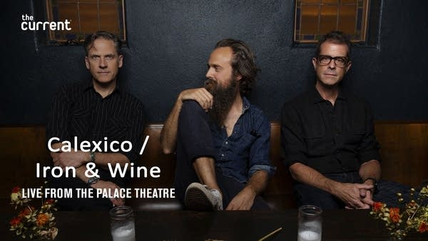 Watch Calexico and Iron & Wine live in concert