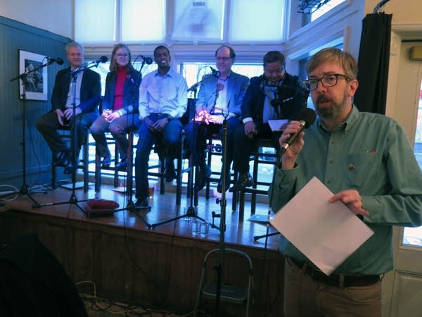 St. Paul mayoral candidates speak at a forum