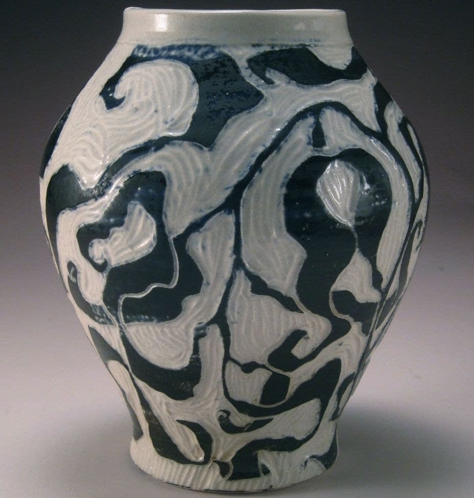 Kelp Vase to be given away on-ari today