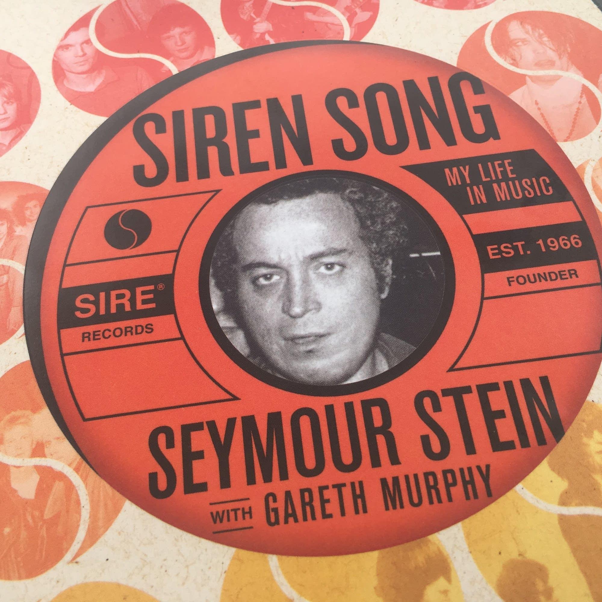 Seymour Stein's autobiography 'Siren Song.'