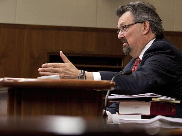 Emmer attorney Magnuson