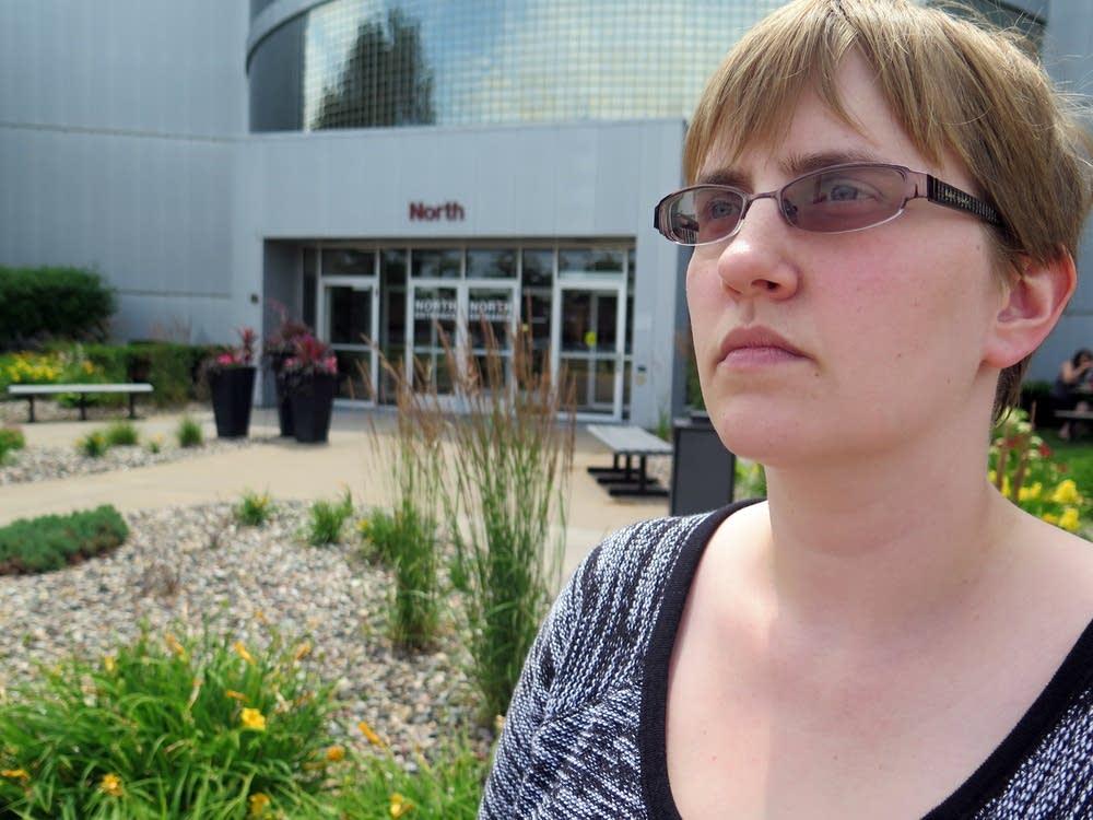 Student consumer advocate Betsy Talbot