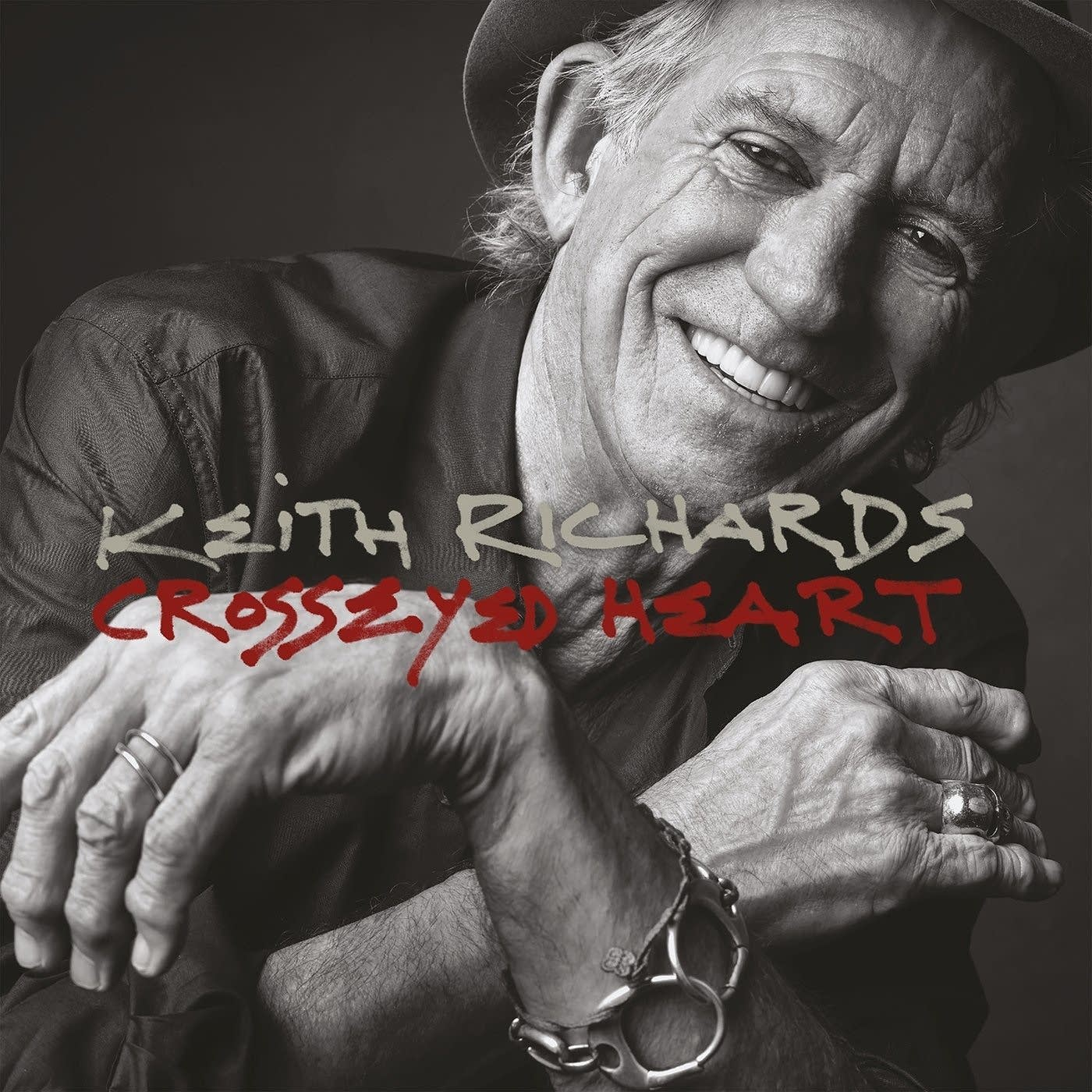 Keith Richards, 'Crosseyed Heart'