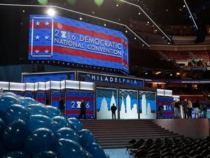 Philadelphia prepares to host DNC.