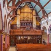 1883 Roosevelt at 1st Congregatioanl Church, Great Barrington, MA