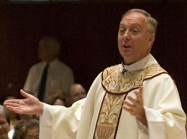 Rev. Kevin McDonough, former vicar general