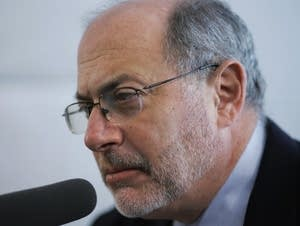 Robert Siegel of 'All things Considered' of National Public Radio