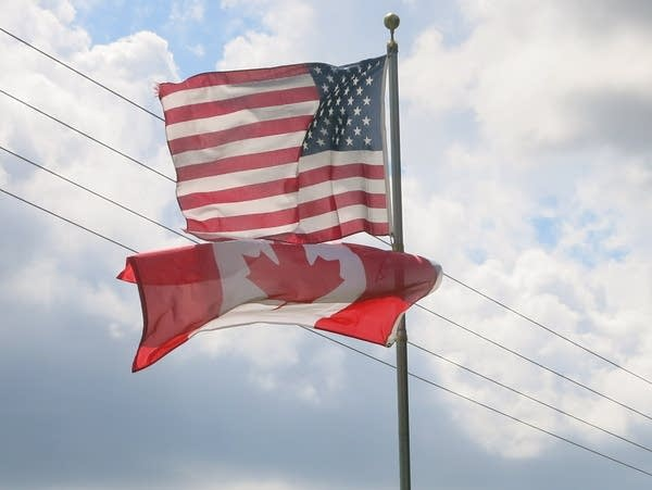 Communities along Minnesotas northern border are tightly knit with Canada