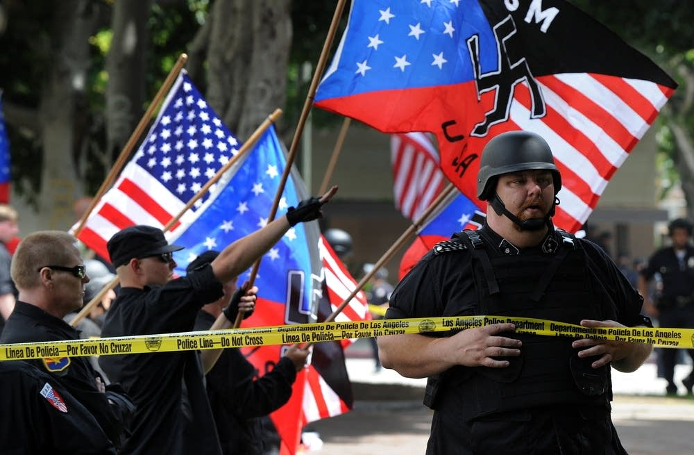 Members of Neo-Nazi group