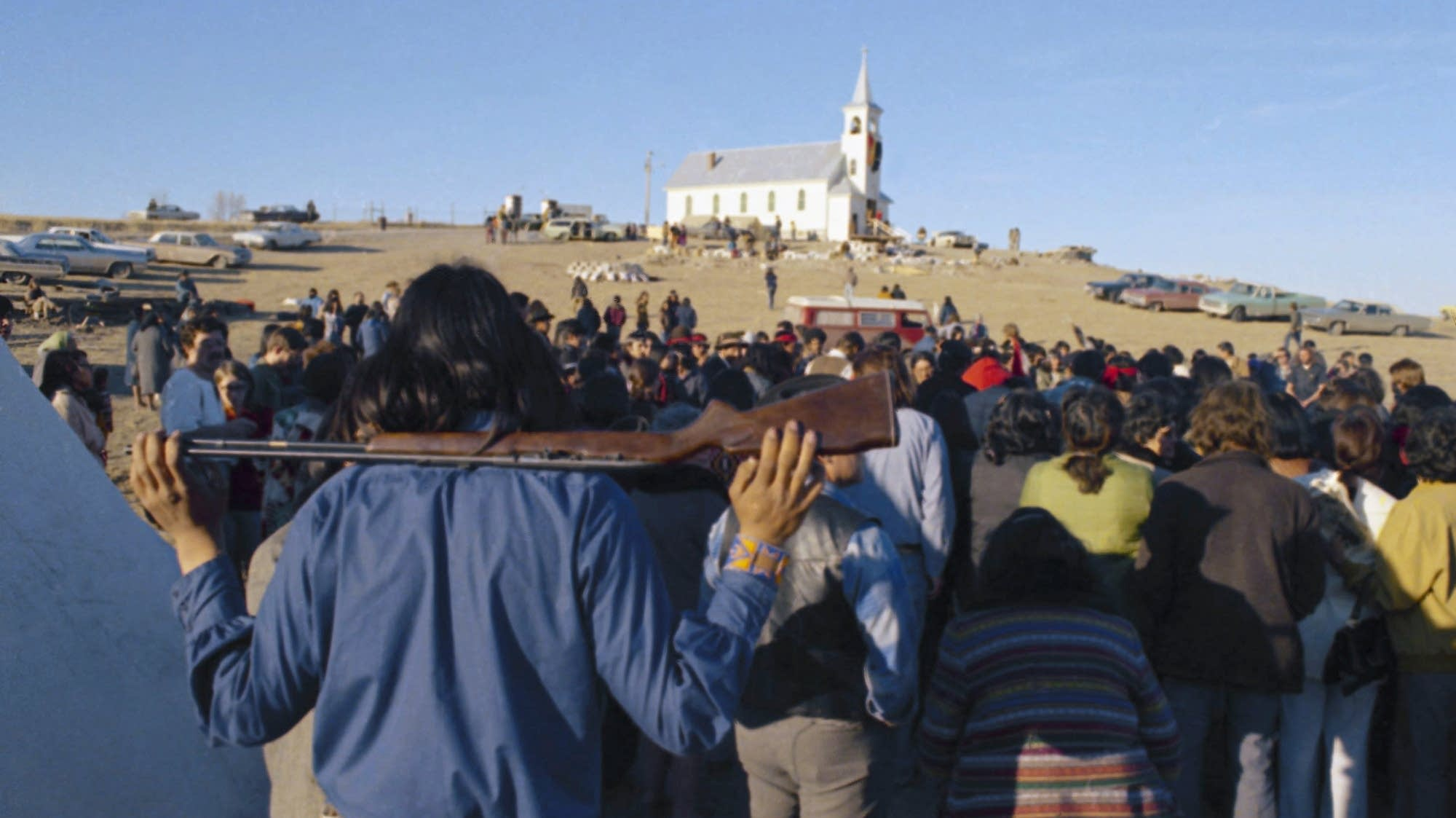 From the archives: The sounds of the 1973 Wounded Knee