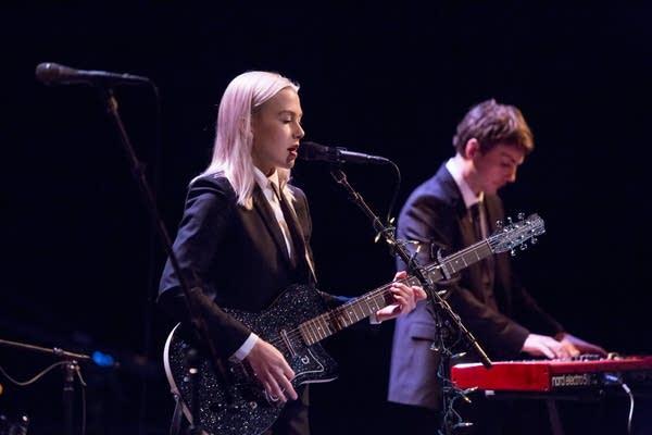 Phoebe Bridgers performs