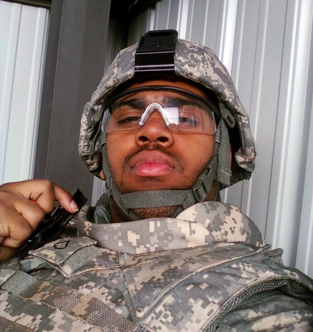 National Guard soldier