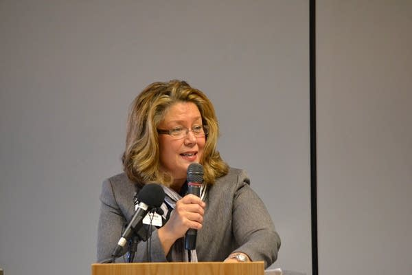 Minnesota Lt. Governor Yvonne Prettner Solon