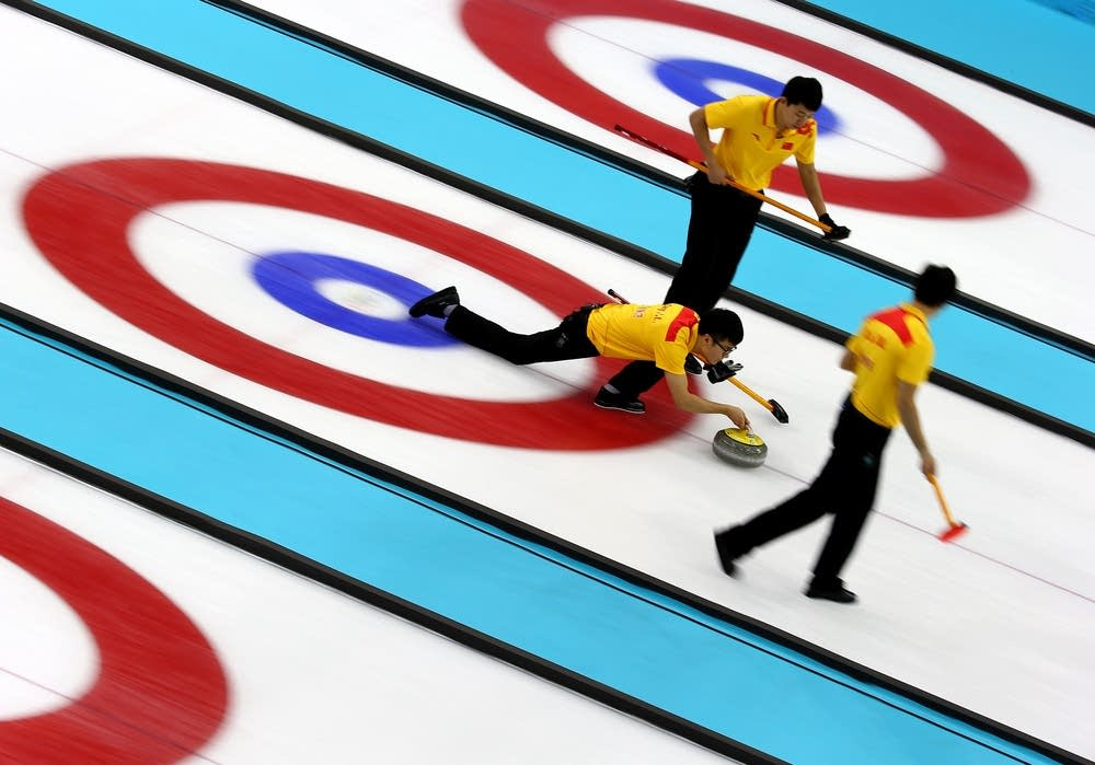 China curlers