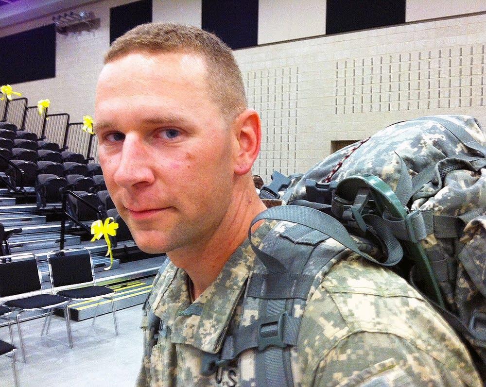 Sgt. Ryan Hofstad