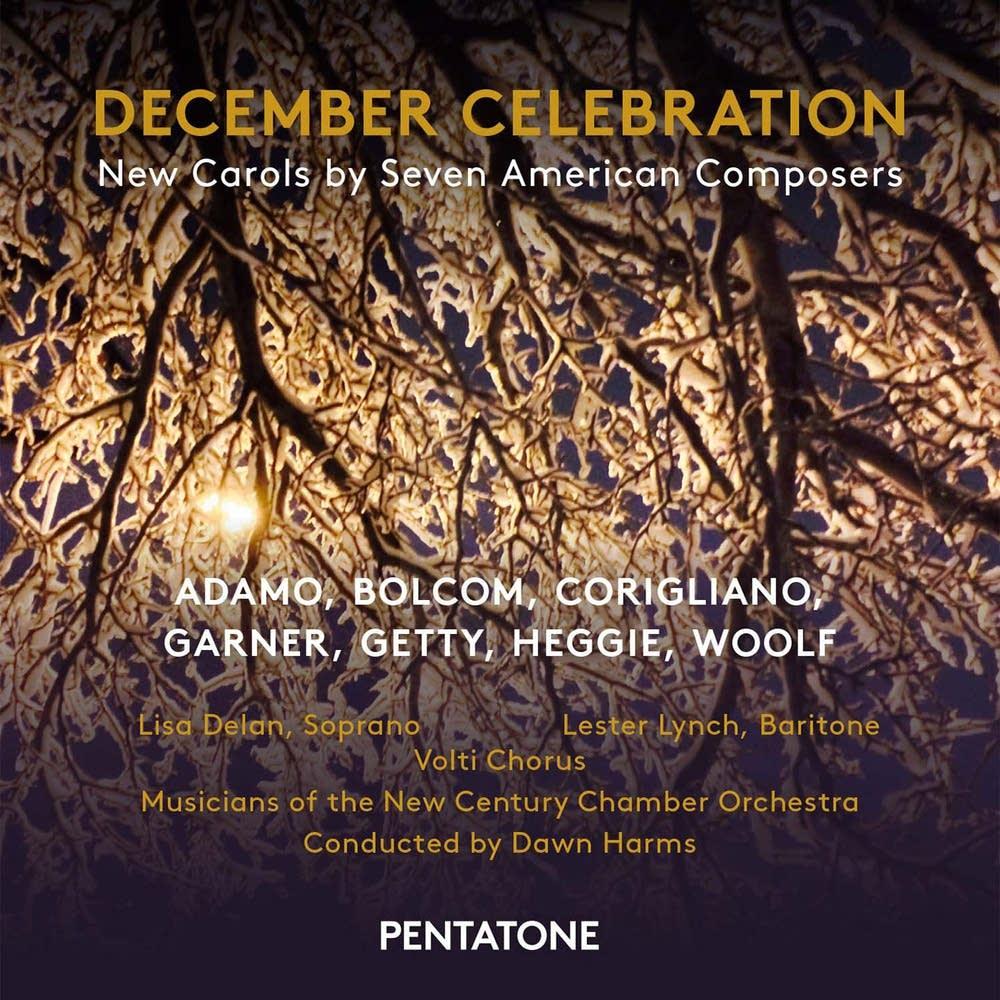 December Celebration - New Carols by Seven