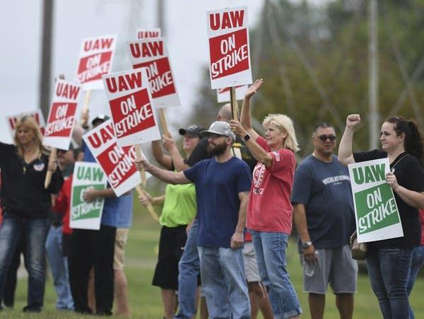 General Motors UAW Strike