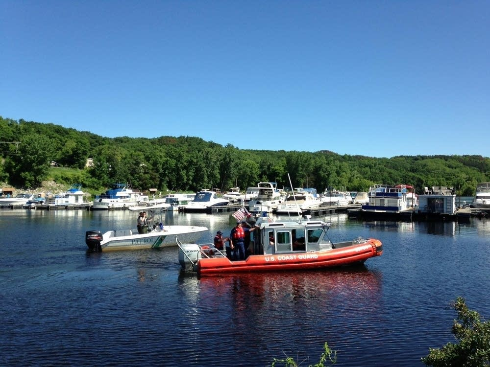 Boater safety enforcement